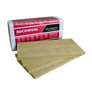 ฉนวนกันเสียง Safe 'n' Silent Pro 370 ROCKWOOL